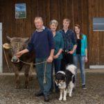 Familie Wiget Adelboden