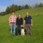 Thomas, Zita und Armin Appert